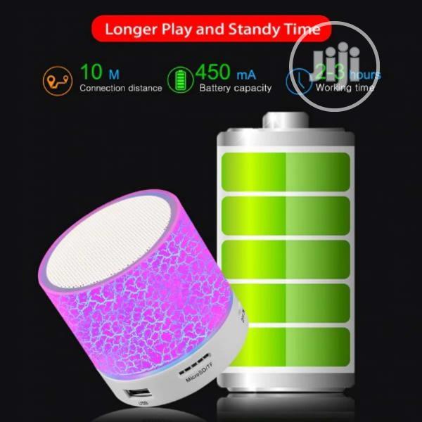 Colourful Bluetooth Speaker