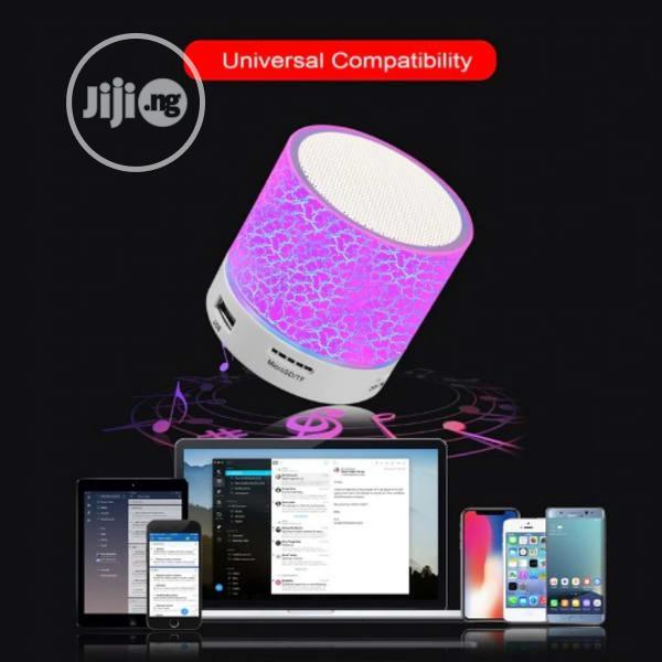 Colourful Bluetooth Speaker | Audio & Music Equipment for sale in Lagos Island, Lagos State, Nigeria