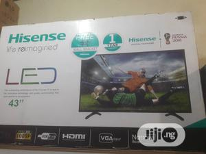 """43"""" Hisense Led Television 