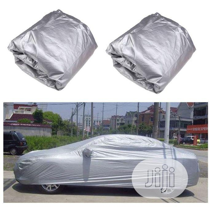 Car Body Cover/Auto Body Cover - For Saloon Cars | Vehicle Parts & Accessories for sale in Ikeja, Lagos State, Nigeria