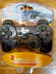 Ucom Dual Shock Gamepad | Accessories & Supplies for Electronics for sale in Abuja (FCT) State, Wuse
