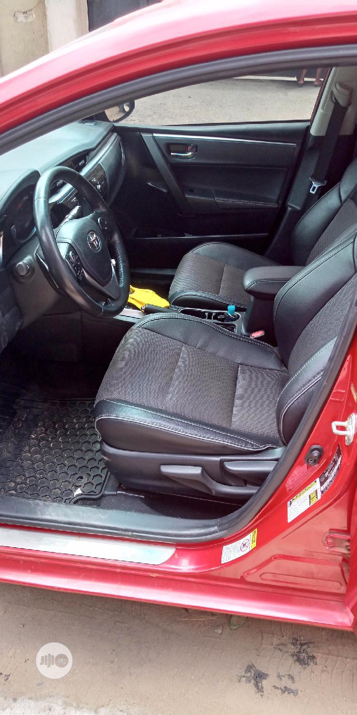 Toyota Corolla 2015 Red   Cars for sale in Gbagada, Lagos State, Nigeria