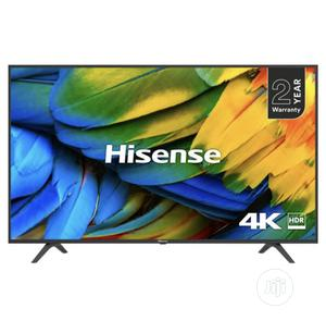 """Hisense 50"""" Inches Smart UHD 4K TV + Wall Bracket 