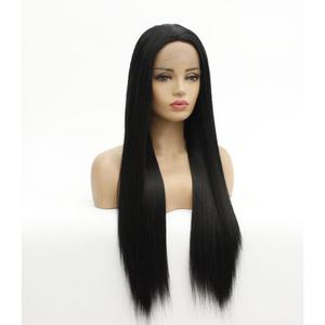 Straight 22 Inches Closure Wig   Hair Beauty for sale in Lagos State, Ikoyi