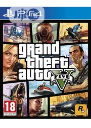 Installation Of GTA V On All Models Of Ps4 Fat, Slim & Ps4 PRO | Video Games for sale in Lagos State, Amuwo-Odofin