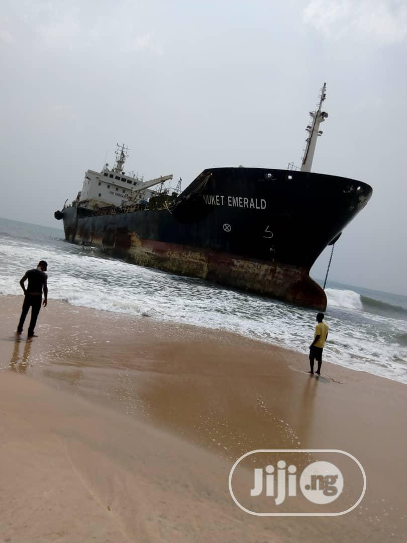 7300 Scrap Tanker Vessel | Watercraft & Boats for sale in Ajah, Lagos State, Nigeria