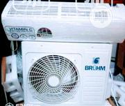 New Auto Bruhm 1.5hp Split Air Conditioner Anti-Rust Copper + Kits | Home Appliances for sale in Lagos State, Magodo