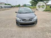 Toyota Corolla 2011 Gray | Cars for sale in Lagos State, Gbagada