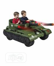 24 Volt Thunder Tank With Working Cannon And Rotating Turret!   Toys for sale in Lagos State, Alimosho