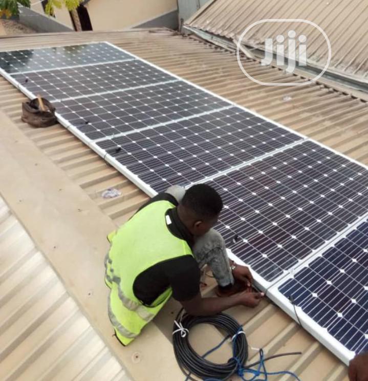 330watt Mono Solar Panels
