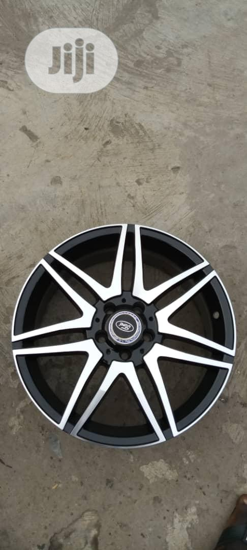 18 Inches Alloy Wheel for Toyota Camry, Ford, Lexus, Etc
