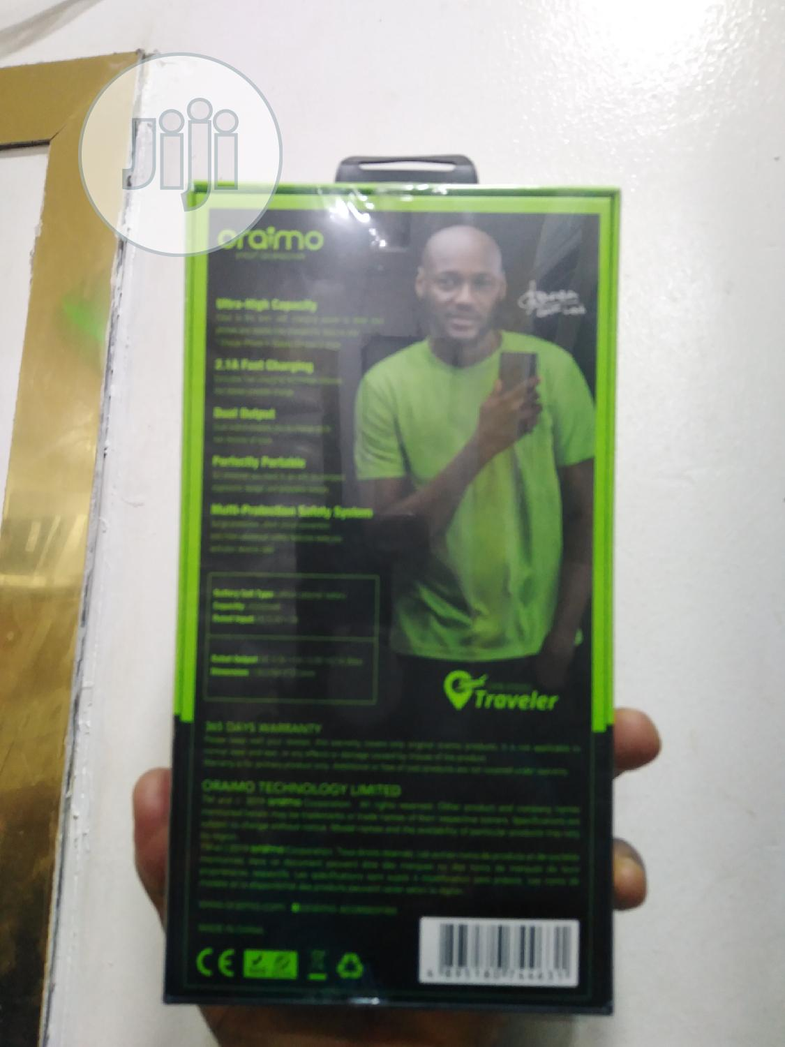 Oraimo 20,000mah Max Power Titan Power Bank | Accessories for Mobile Phones & Tablets for sale in Ikeja, Lagos State, Nigeria