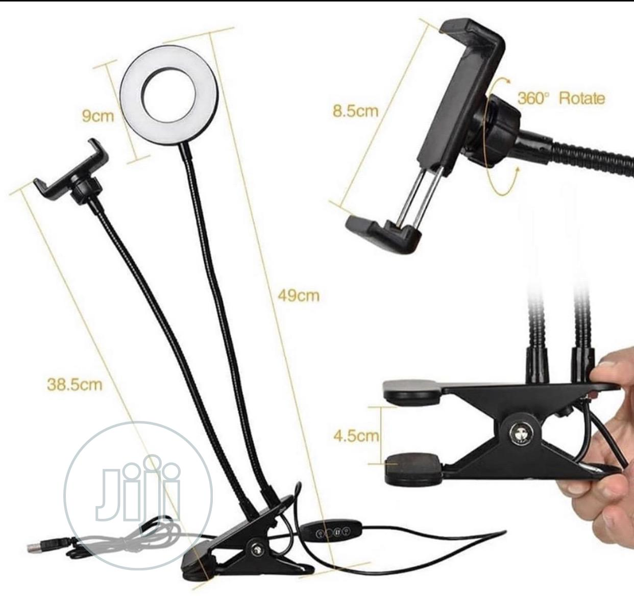 Tabletop Selfie Ringlight | Accessories for Mobile Phones & Tablets for sale in Lagos Island, Lagos State, Nigeria