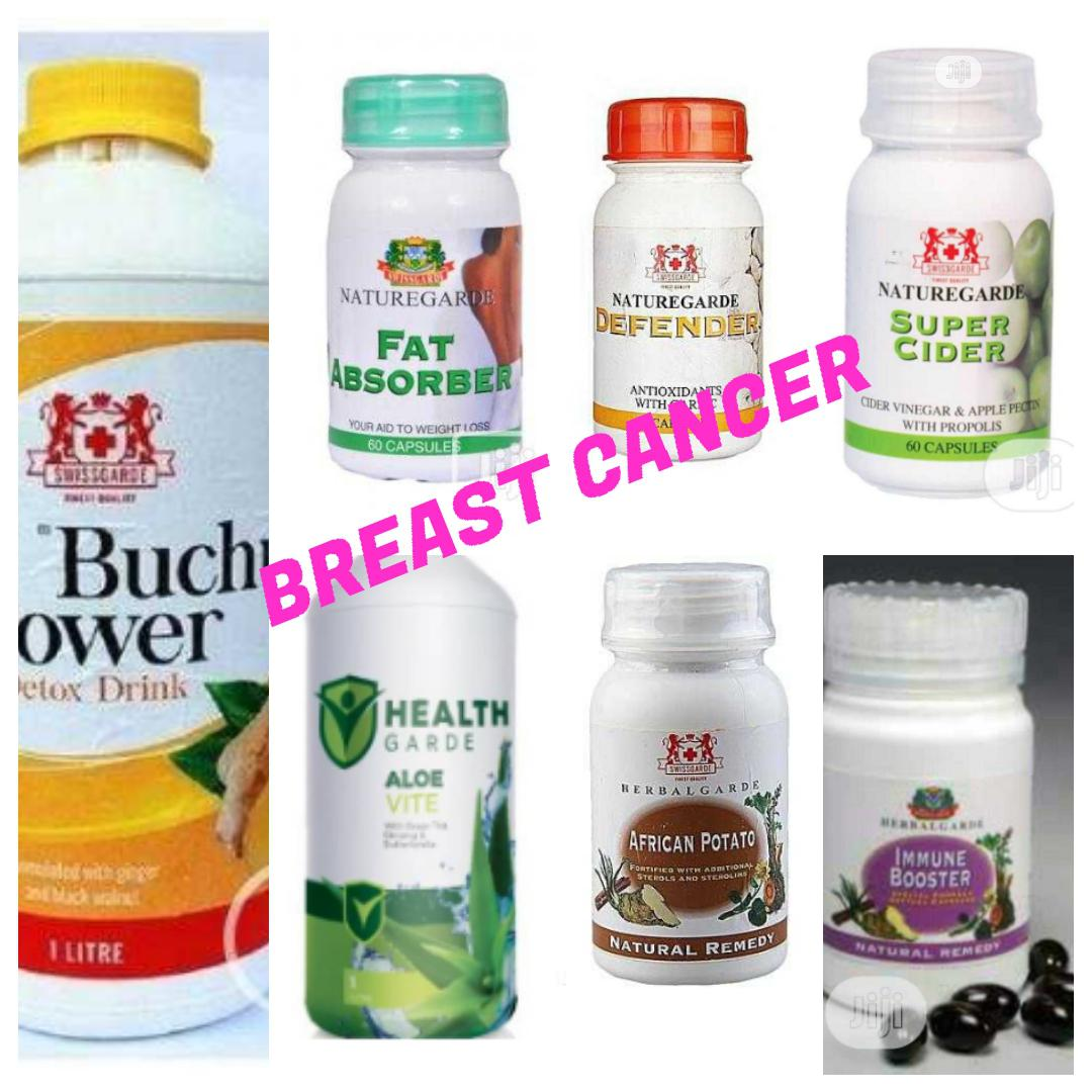 Swissgarde Breast Cancer Natural Remedy Free Delivery