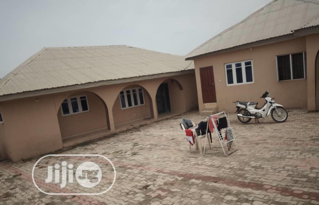 4 Bedroom With Cofo At Akatapa Area Eleyele Ibadan