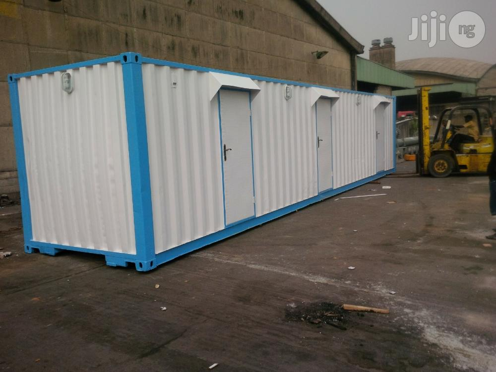 Archive: Portacabin Shelter/ Office Container Cabin