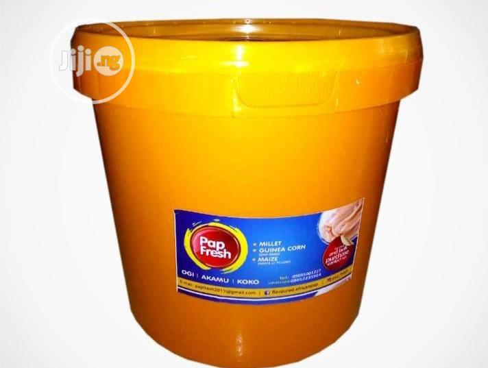 Fruits And Nuts Pap -5L