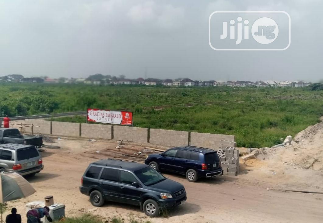 Archive: Secured Land in Abijo, Ajah Lagos
