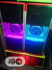High Class Double Speaker   Audio & Music Equipment for sale in Lagos State, Ojo