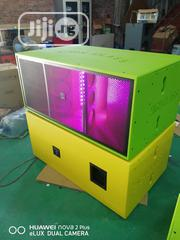 High Class Double Subwoofer Speaker | Audio & Music Equipment for sale in Lagos State, Ojo