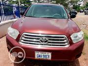 Toyota Highlander 2009 Limited Red | Cars for sale in Abuja (FCT) State, Garki 1