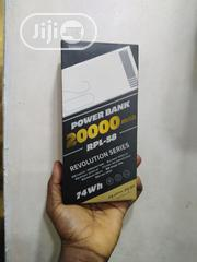 Remax 20000mah Power Bank | Accessories for Mobile Phones & Tablets for sale in Lagos State, Ikeja