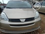 Toyota Sienna 2004 LE FWD (3.3L V6 5A) Gold | Cars for sale in Lagos State, Isolo