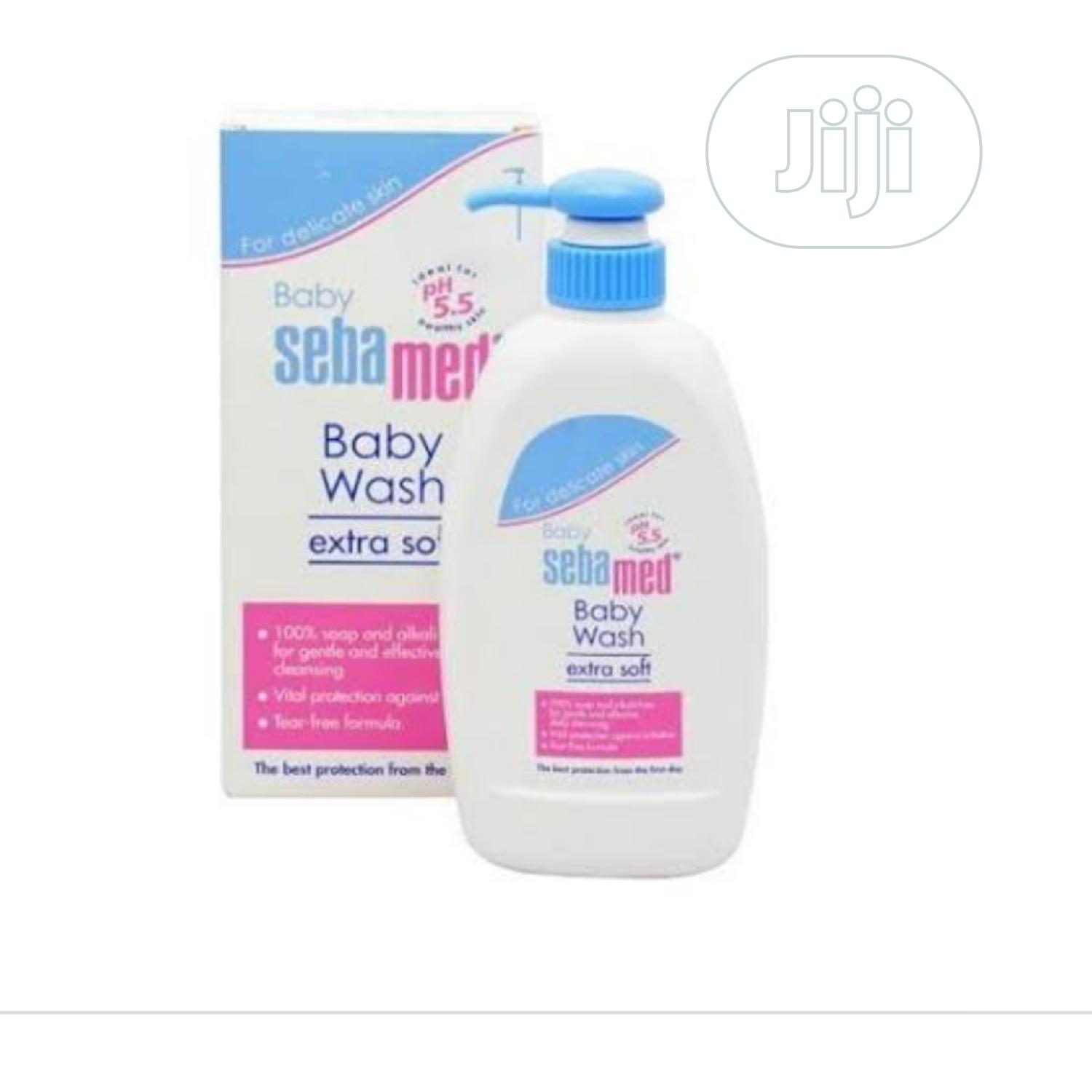 Sebamed Baby Wash Extra Soft 400ml