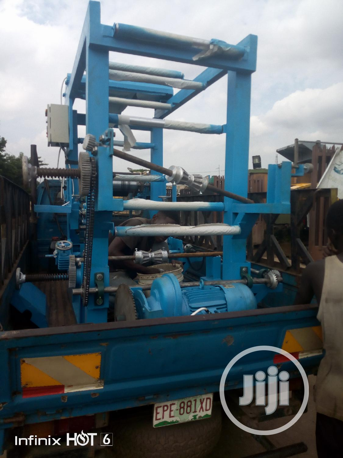 Sales And Maintenance Nylon Machines | Manufacturing Services for sale in Alimosho, Lagos State, Nigeria