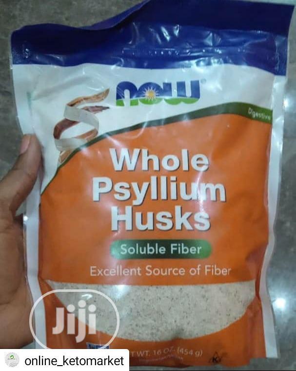 Archive: Psyllium Husks 454g