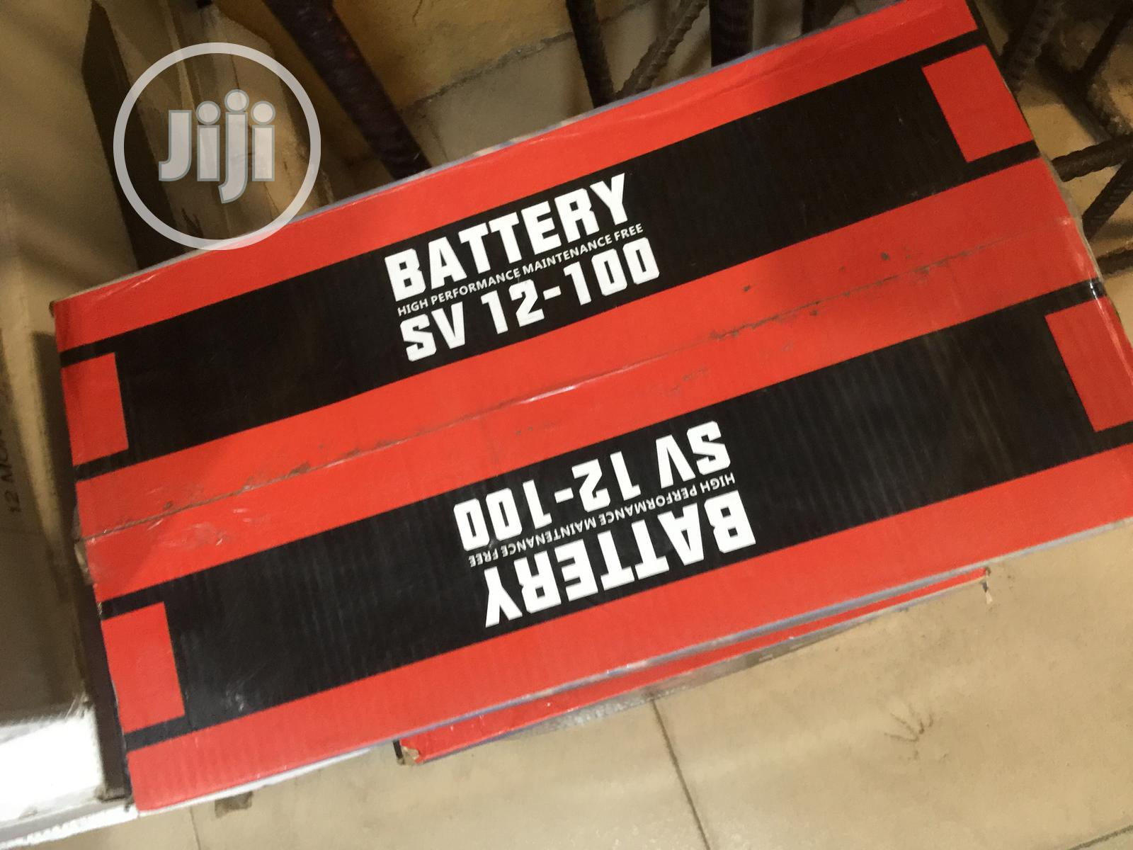 Super Vision Solar Battery 200ah / 12v