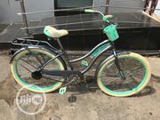 Huffy Nel Lusso Classic Cruiser Bike Women's, Gray, 26 | Sports Equipment for sale in Lagos State, Alimosho