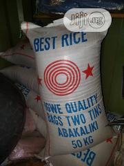 50kg And 25kg Bags Of Local Rice Amazing Prices   Meals & Drinks for sale in Enugu State, Enugu