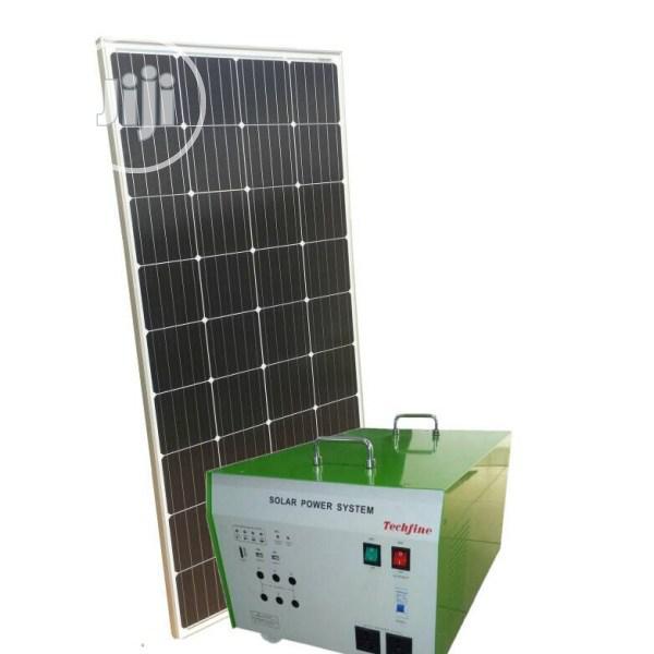 1000W Techfine Solar Generator