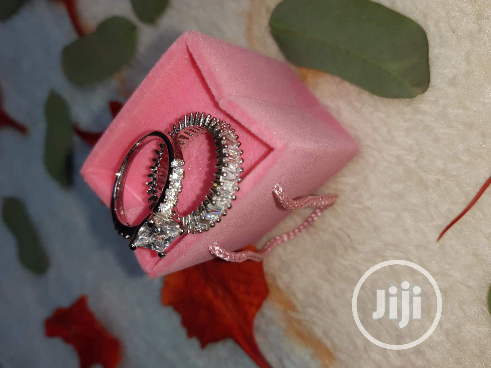 Archive: Wedding/Engagement Rings
