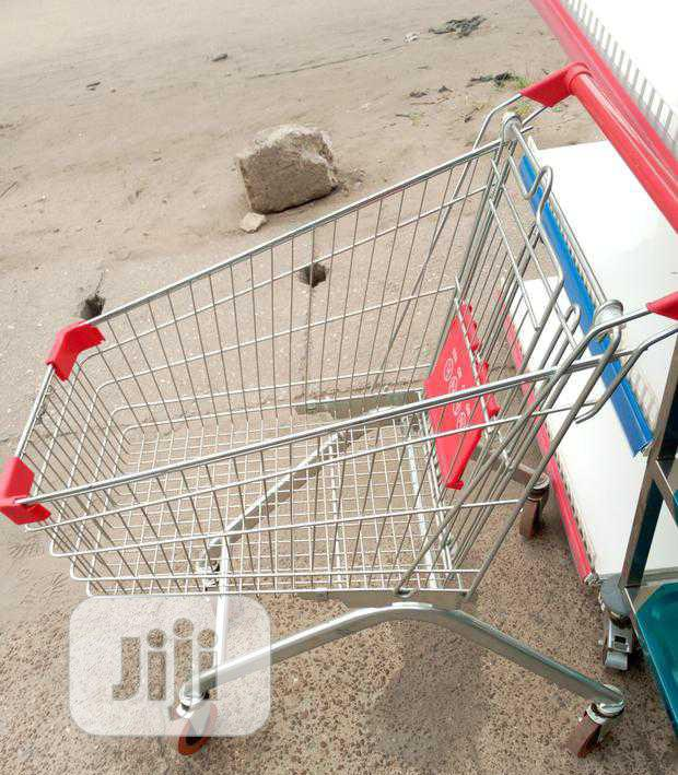 Supermarket Trolley | Store Equipment for sale in Ojo, Lagos State, Nigeria