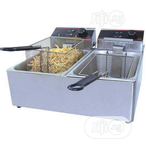 Double Deep Fryer | Kitchen Appliances for sale in Ojo, Lagos State, Nigeria