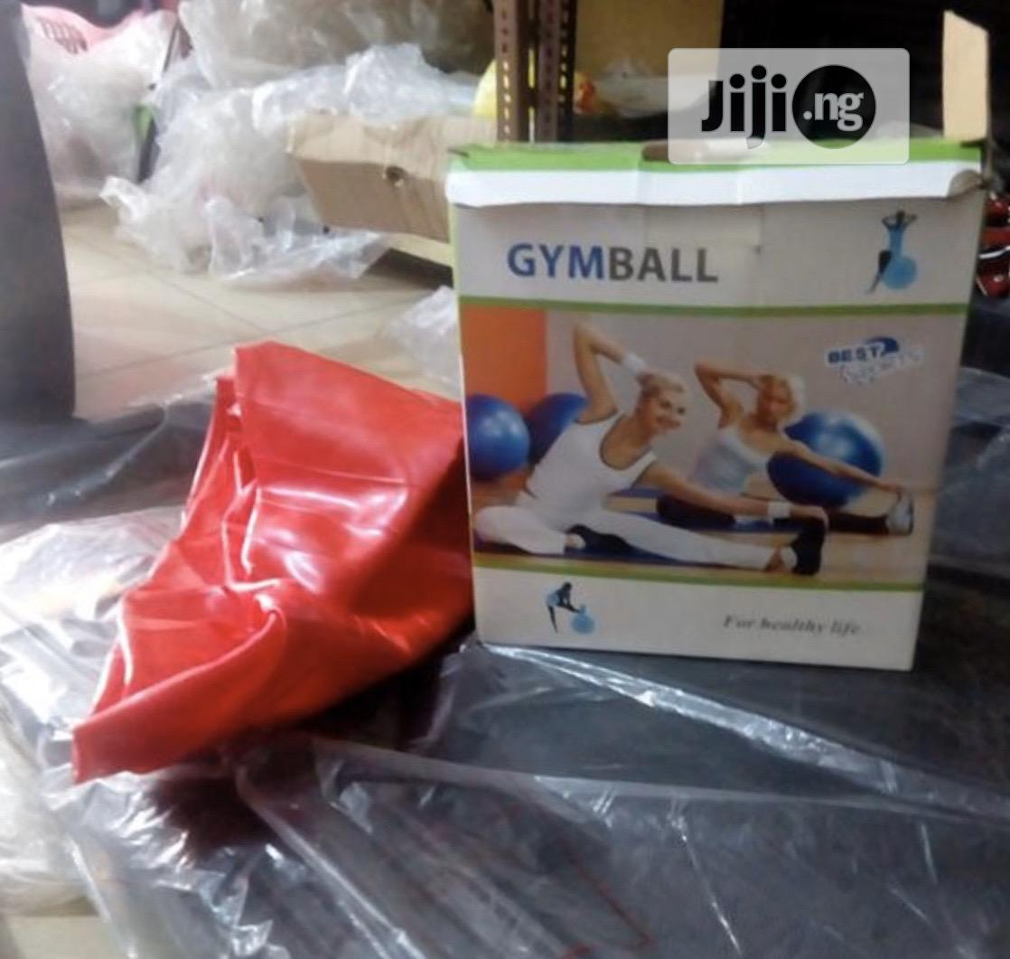 Gym Ball For Exercise