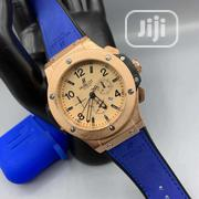 Hublot Big Bang Gold and Blue | Watches for sale in Lagos State, Agboyi/Ketu