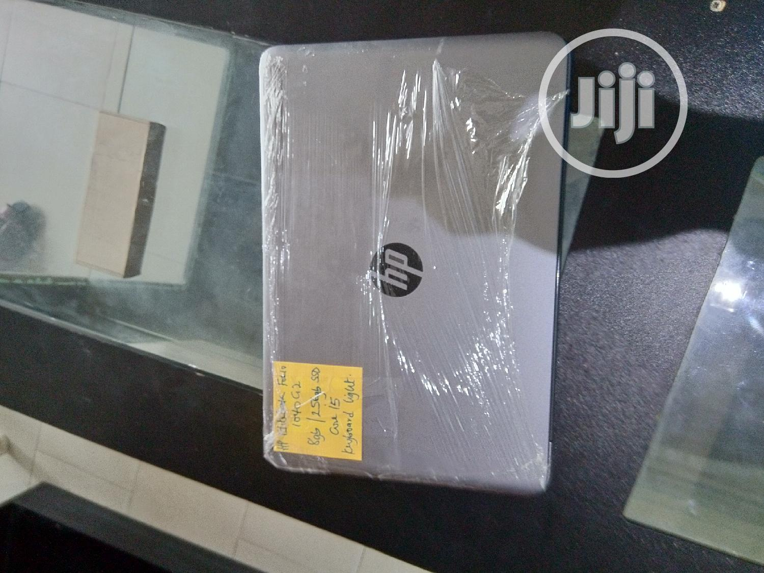 Laptop HP EliteBook Folio 1040 G2 8GB Intel Core i5 SSD 256GB | Laptops & Computers for sale in Wuse 2, Abuja (FCT) State, Nigeria