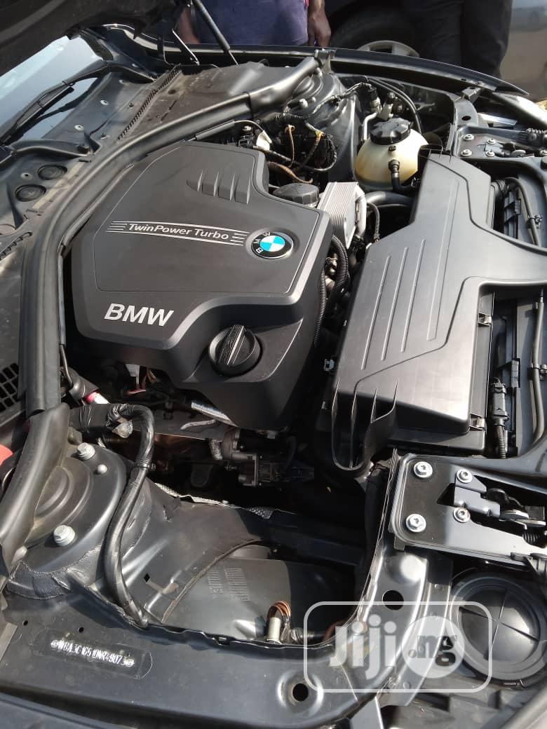 Archive: BMW 328i 2013 Gray