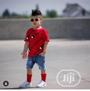 Top And A Short For Boys | Children's Clothing for sale in Lagos State, Lekki Phase 1