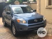 Toyota RAV4 2007 Limited V6 Blue | Cars for sale in Lagos State, Ikeja