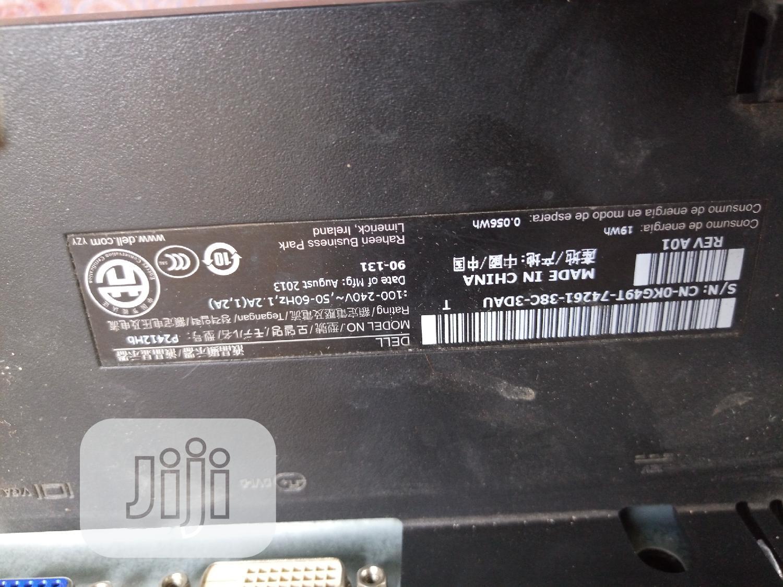 """Dell 24"""" Monitor   Computer Monitors for sale in Ojo, Lagos State, Nigeria"""