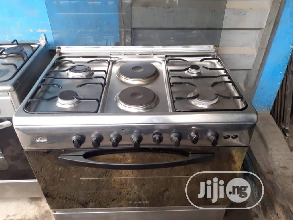 6 Hot Plates With Oven Cooker
