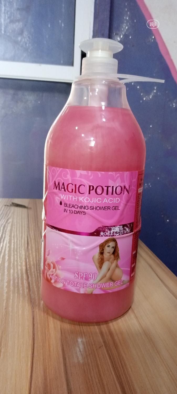 Magic Portion Shower Gel