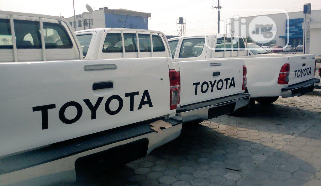 Hilux For Rent