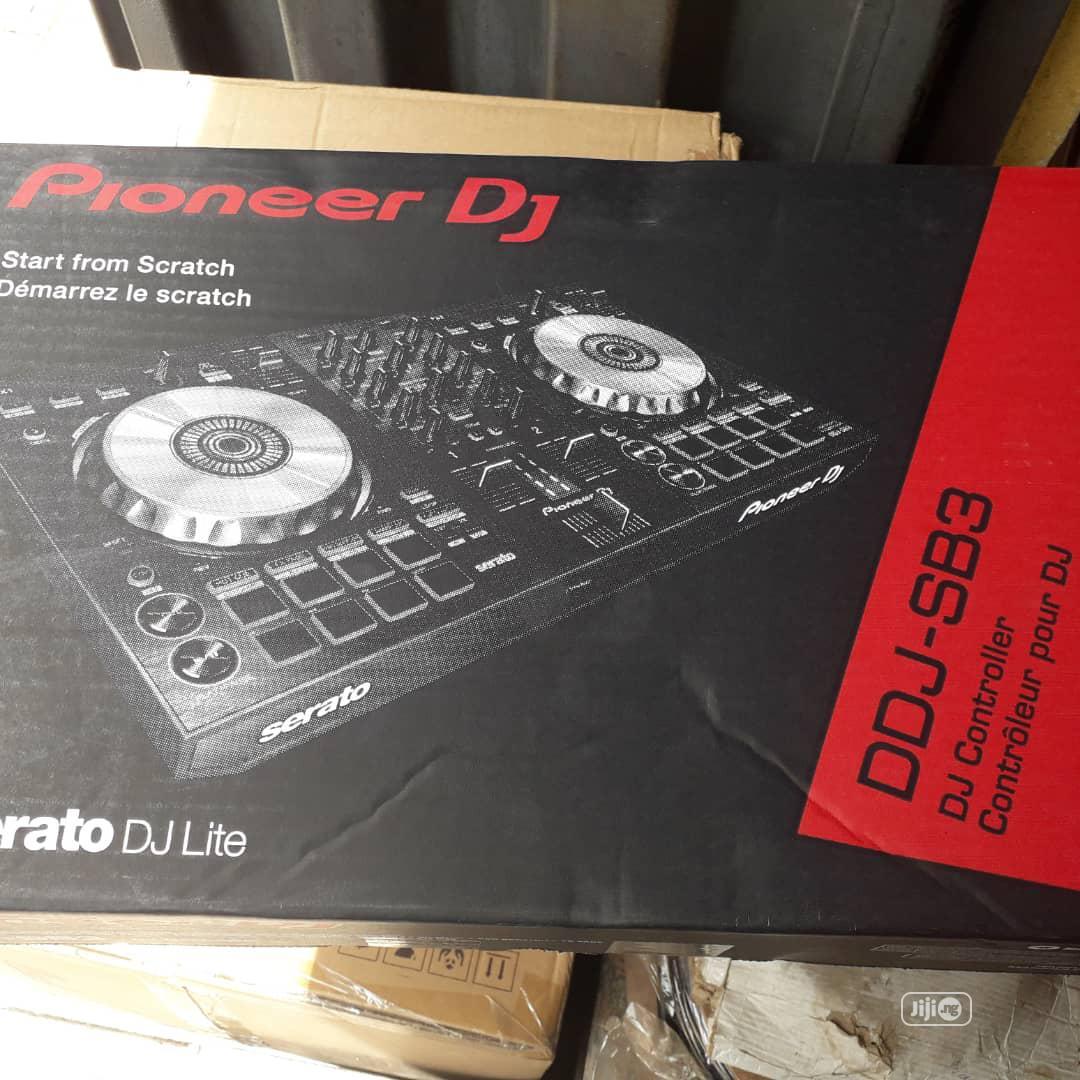 Sb3 DJ Controller