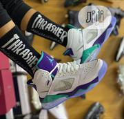 Nike Air Jordan 270 Mars (Grape) Sneakers Original   Shoes for sale in Lagos State, Surulere
