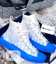 Dior B23 Oblique Gradient Blue Sneakers Original   Shoes for sale in Lagos State, Surulere
